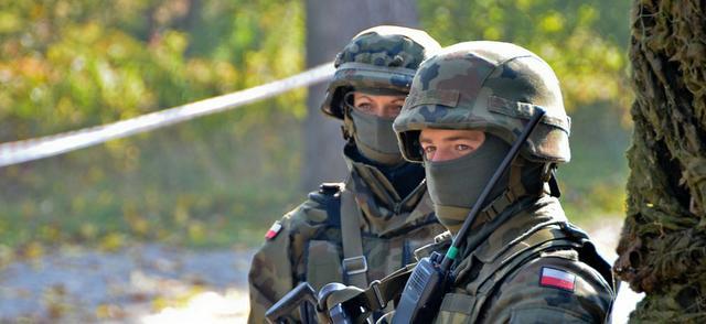 Ilustracja do informacji: Kwalifikacja wojskowa – 2018