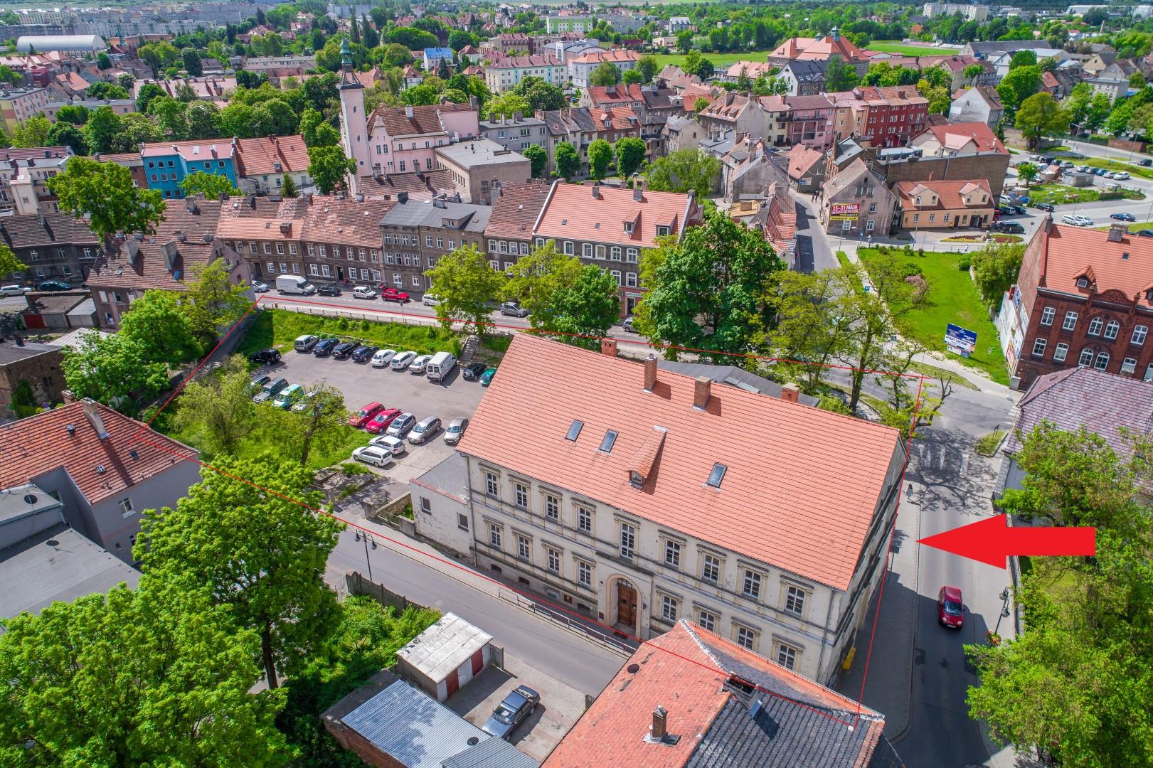 Ilustracja do informacji: Zarząd Powiatu Świebodzińskiego ogłasza trzeci przetarg ustny nieograniczony