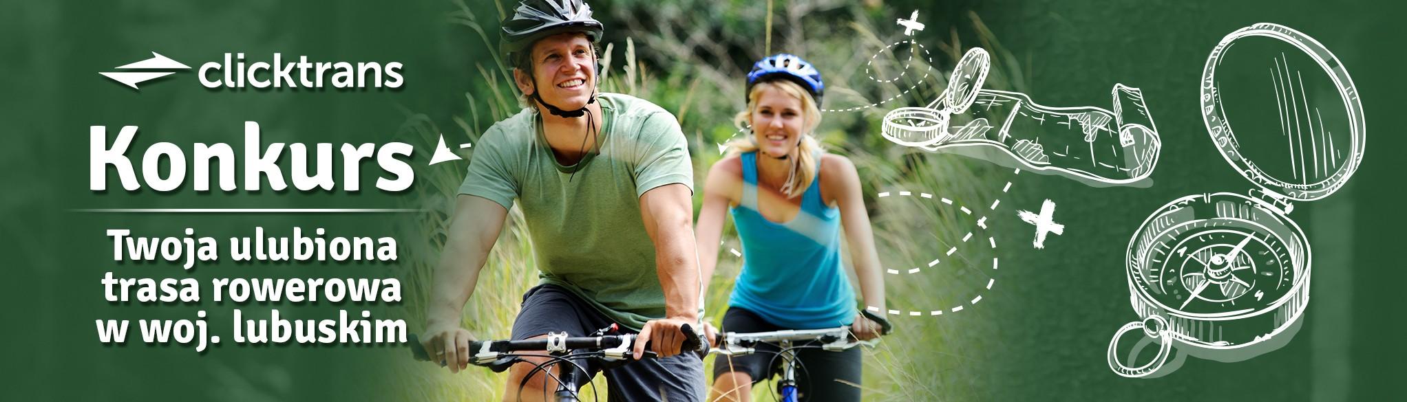 Ilustracja do informacji: KONKURS - Twoja ulubiona trasa rowerowa