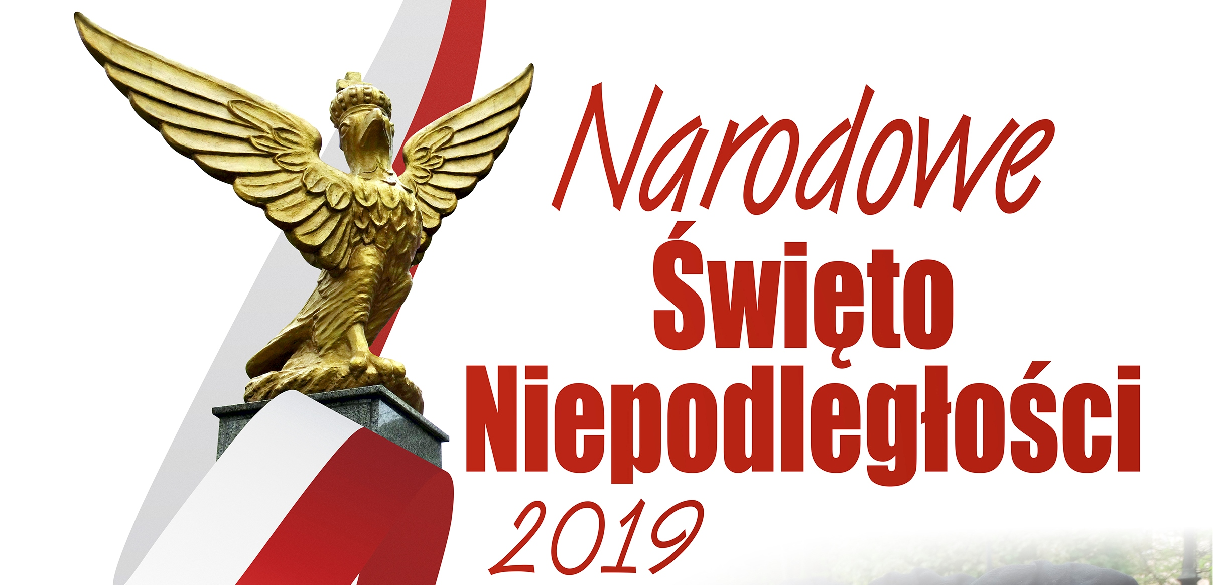Ilustracja do informacji: Powiatowe obchody Narodowego Święta Niepodległości