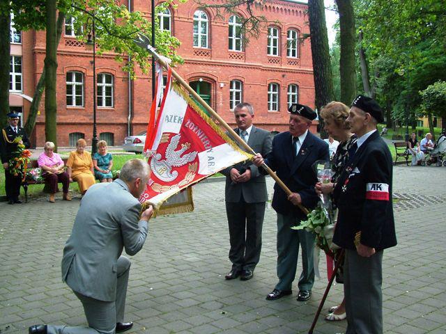 Ilustracja do informacji: Jubileusz 100. rocznicy urodzin Pana Józefa Chorążyczewskiego