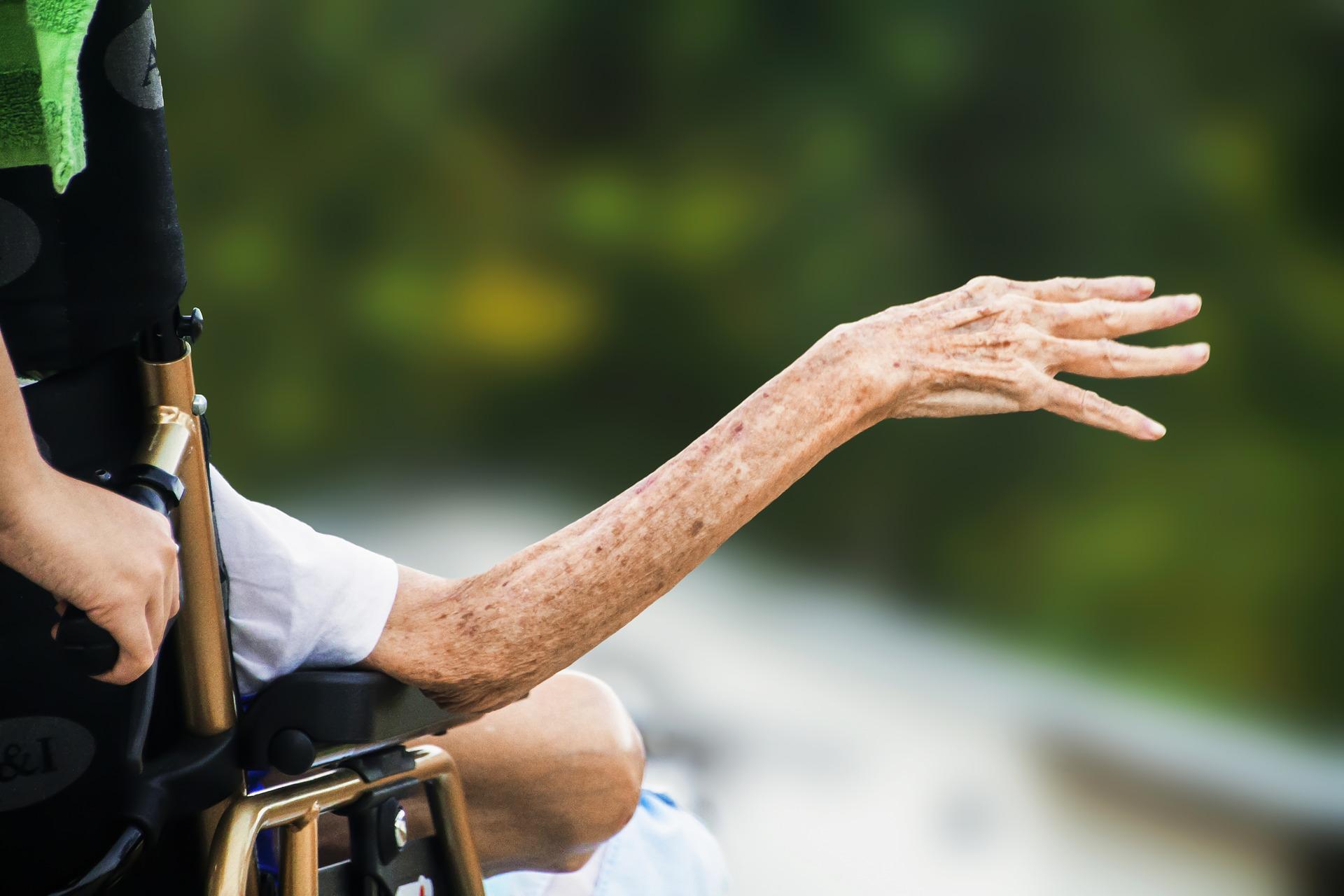 Ilustracja do informacji: Asystent osobisty osoby niepełnosprawnej