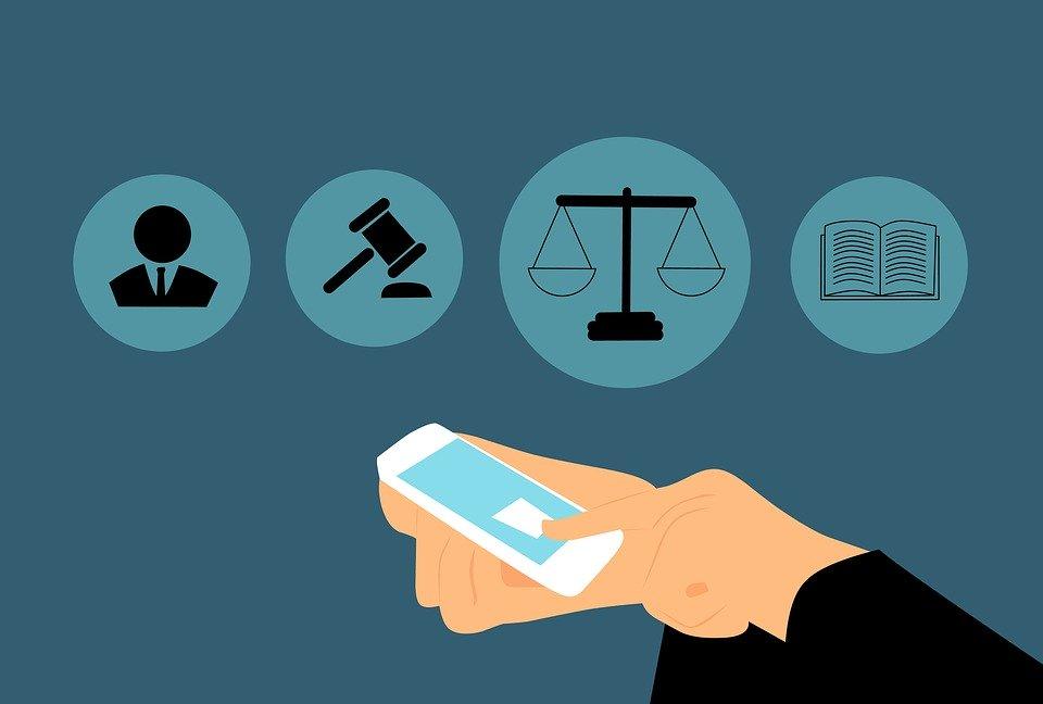 Ilustracja do informacji: Nowe zasady świadczenia nieodpłatnych porad prawnych na odległość