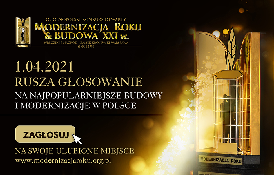Ilustracja do informacji: Ogólnopolski Konkurs Budowlany