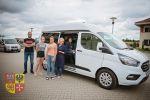 Miniatura zdjęcia: Nowe auto dla Rodzinkowych Domów Dziecka